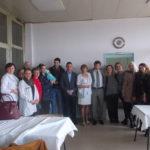 Данас је Општу болницу Врбас посетио председник општине Врбас Милан Глушац