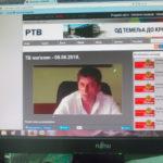 РТВ Војводина: ТВ маґазин – 05.08.2018. (на русинском језику)/ прилог: 00:02:45ч емисије