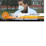 Радио-телевизија Војводине: Капацицитети болнице у Врбасу на граници попуњености